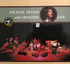 MICHAEL FRANKS WITH CROSSFIRE LIVE VINYL WB56922