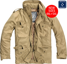 Brandit Giacca Giubbotto giaccone Parka Uomo Vintage M 65 Classic Jacket S Olive