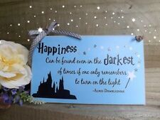 Inspirational Quote Plaque Friend Gift Children's Room Decor