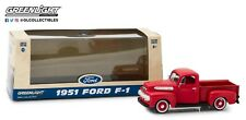 GreenLight 1/43 1951 Ford F-1 - Coral Flame 86316