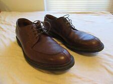 Mens Alden Split Toe Dress Shoes Oxfords Size 10.5 A/C