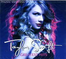 TAYLOR SWIFT - Greatest Hits (2CD) - Digipack - Brand New