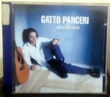 PANCERI GATTO LELE MELOTTI STELLINA CD 197 RARO