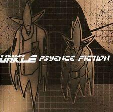 UNKLE/psyence Fiction * NEW CD * NOUVEAU *
