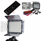 Yongnuo YN300 II LED Video Light Camera Camcorder for Canon Nikon + IR Remote