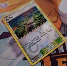 Po Town Reverse Holo Pokemon TCG SM Burning Shadows 121/147 NM!