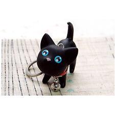 Semk Lufe Kat, portachievi gatto,carino portachiavi, borsa ornamento,regal I4N6
