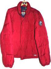 EDDIE BAUER MENS WEATHEREDGE WATERPROOF DOWN FILLED PUFFER COAT SIZE-XL