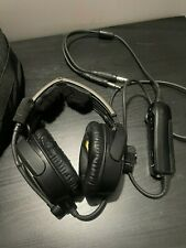 Used Bose A20 aviation headset dual plug/non-Bluetooth version