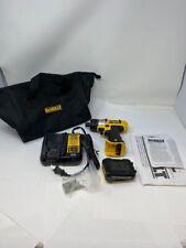 "DEWALT DCF610 12V MAX* 1/4"" SCREWDRIVER KIT (AE) (PSH001859)"