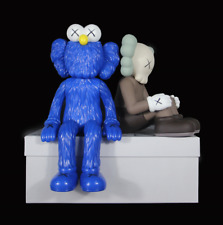 Brand New Kaws KAWSONE BFF Seeing / Watching -LIMITED EDITION - NEW 2019