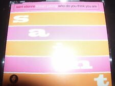 Saint Etienne – Hobart Paving / Who Do You Think You Are UK CD Single