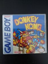 Nintendo Gameboy DMG Donkey Kong Genuine Cart
