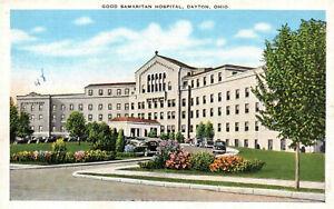 Dayton, Ohio, Good Samaritan Hospital - Postcard (Y15)
