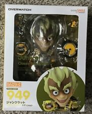 Nendroid Junkrat Overwatch Figure 949 Classic Skin Edition New Sealed