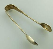 Conseil Tail CUTLERY-antique solid silver: Sugar Gangs English Test c.1890