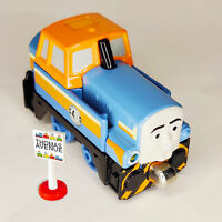 Fisher-price Thomas & Friends Take-n-Play Small Talking Den Die-Cast Engine RARE