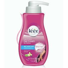 Veet Hair Removal Cream Sensitive Body Depilatory Moisturizing For Women 13.5oz