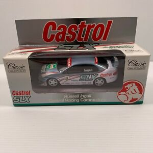 Classic Carlectables 1:43 1008-1 Castrol Racing Commodore Russell Ingall