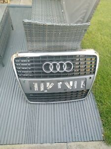 Audi A8 D3 Front Grill Complete