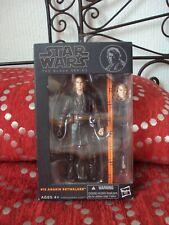 """Anakyn Skywalker. Hasbro Star Wars Black Series (6""""). Orange # 12"""