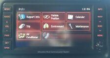 Mitsubishi Lancer/ Evolution /Outlander /Shogun 8750A143 MMCS Radio Navi