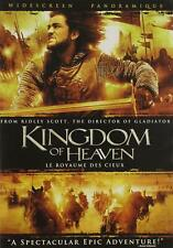 Kingdom of Heaven (DVD, 2005, 2-Disc Set, Widescreen) Factory Sealed [New]