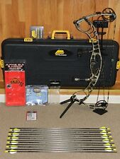 Completely Loaded 2014 Hoyt Faktor Turbo Bow Package- Max 1 Camo- #3 Cam- 60/70