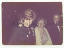 Maggie Smith - Vintage Peter Warrack Candid Photo - Previously Unpublished