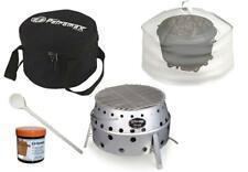 Set Petromax Set Atago Kuppel Tasche Paste Spatel Grill Ofen Feuerschale