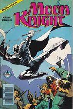 Moon Knight n° 1 (Semic ; version intégrale) –état correct – 1990