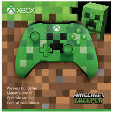 Minecraft Creeper Wireless Controller for Xbox - BRAND NEW, SEALED BOX