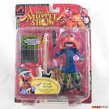 Muppets Palisades Floyd Pepper blue jacket electric mayhem band member figure