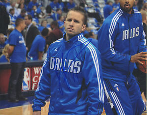 JJ Barea MN Timberwolves Mavericks Signed Auto 8x10 Photo J6 COA GFA PROOF