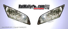 WORLD SUPERBIKE STYLE HEADLIGHT STICKERS - HONDA CBR600RR 09-13 - RACE GRAPHICS