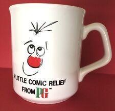PG Tips Comic Relief Mug / Cup 2015  Unused Collector Displayed Ceramic Mug