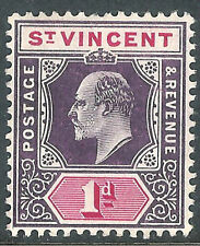 St Vincent and Grenadines Single Stamps