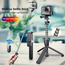 Trípode inalámbrico Bluetooth Palo selfie para iPhone Samsung Xiaomi Huawei HTC