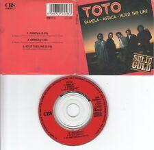 TOTO CD-Single Pamela (3 inch)