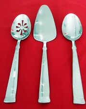 "Wallace   ""NAPOLI""  Glossy   Serving Spoons and Pie Cake Server"