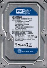 Western Digital WD5000AAKS-60WWPA0  DCM: DHRNHT2AHN 500GB
