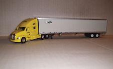Trucks n Stuff # CR9111 Kenworth T700 w/53' Reefer Trailer - Assembled HO MIB