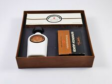 RUSSISCH LEDER FARINA GEGENÜBER 50ml AS After Shave + Tücher Rote Farina