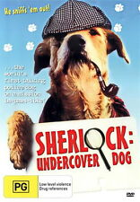 Sherlock Undercover Dog - Action / Adventure / Family / Comedy - NEW DVD