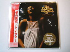 "DONNA SUMMER ""Love To Love You Baby"" Japan mini LP SHM CD"