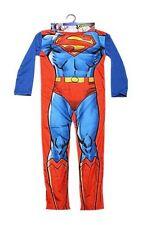 Pijamas y batas de color principal azul de poliéster para niño de 2 a 16 años