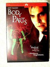 BODY PARTS-JEFF FAHEY-RARE DVD