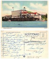CANADA Postcard British Columbia, Prince Rupert, Canadian Fish Cold Storage (A6)