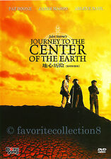 Journey to the Center of the Earth (1959) - James Mason, Pat Boone - DVD NEW