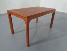 Mid-Century Teak Side Table by Kai Kristiansen for Aksel Kjersgaard 1960s